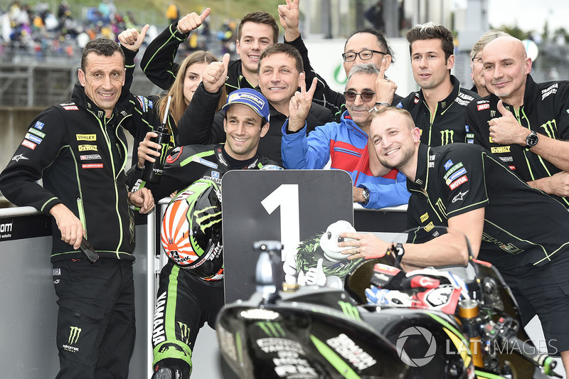 Poleman Johann Zarco, Monster Yamaha Tech 3