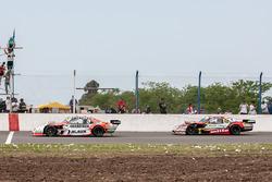 Sergio Alaux, Donto Racing Chevrolet, Jose Manuel Urcera, Las Toscas Racing Chevrolet