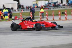 Henri Schmidt, Formula Renault Epsilon Caparo, Ecurie des Ordons, 1. Manche