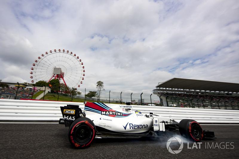 8: Felipe Massa, Williams FW40