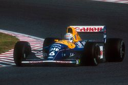 Riccardo Patrese, Williams FW14B Renault