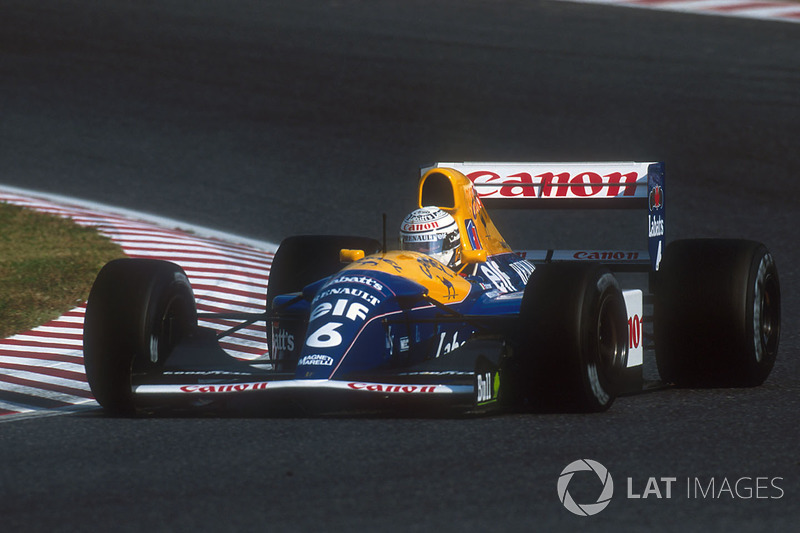 1992 Riccardo Patrese, Williams