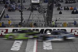 Brad Keselowski, Team Penske Ford e Tyler Reddick, Chip Ganassi Racing Chevrolet