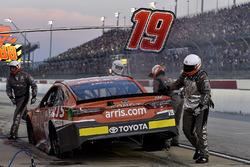 Даниэль Суарес, Joe Gibbs Racing Toyota