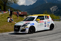 Simone Rivia, Andrea Tumaini, Suzuki Swift R, Movisport