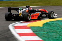 Педро Пике, Van Amersfoort Racing, Dallara F317 – Mercedes-Benz