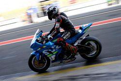 Dominic Schmitter, Suzuki GSX-R1000