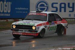17 Parkur Racing Burak Türkkan Onur Aslan Ford Escort Mk2 H2