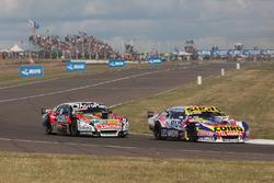 Martin Serrano, Coiro Dole Racing Chevrolet, Norberto Fontana, JP Carrera Chevrolet