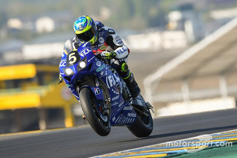 #5 Honda: Damian Cudlin