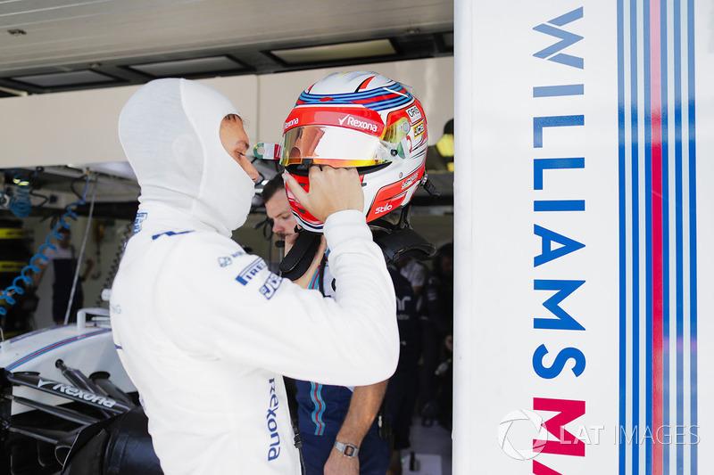 Лука Гіотто, Williams