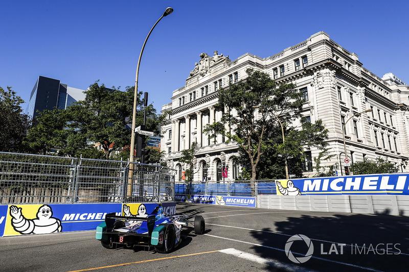 ePrix Formula E Montreal, Kanada