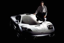 Gordon Murray und der McLaren F1