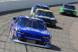 Брендан Гоэн, Richard Childress Racing Chevrolet и Брайан Скотт, Daniel Defense Chevrolet Camaro