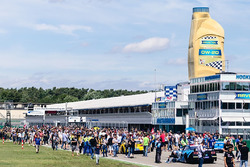 Fans at Hockenheim