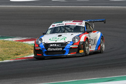 Porsche 997 Cup-S.GTCup #169 Ebimotors: Nicolosi-La Mazza
