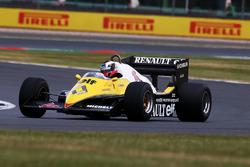 Renault Sport F1 Team F1 Historic: Франк Монтаньи