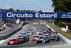 GT Open 2017, Start Estoril Race
