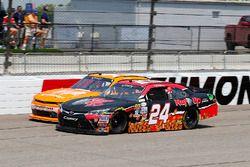 Dylan Lupton, JGL Racing Toyota e David Starr, BJ McLeod Motorsports Chevrolet