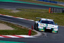 #2 Montaplast by Land-Motorsport, Audi R8 LMS: Jeffrey Schmidt, Christopher Haase