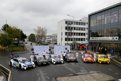 Maxime Martin, BMW Team RBM, BMW M4 DTM, Bruno Spengler, BMW Team RBM, BMW M4 DTM, Tom Blomqvist, BM
