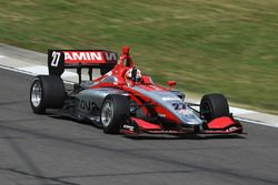 Race winner Nico Jamin, Andretti Autosport