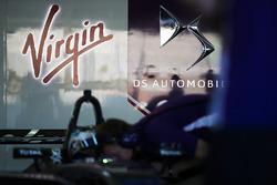 DS Virgin racing garage