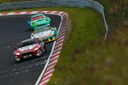 Wolfgang Weber, Hendrik Still, Daniel Schwerfeld, Aston Martin Vantage V8 GT4