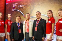 2017SWR北京发布会,郑州日产代表