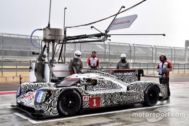 #1 Porsche Team, Porsche 919 Hybrid: Earl Bamber