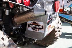Detalle del #267 Barren Racer: Kees Koolen