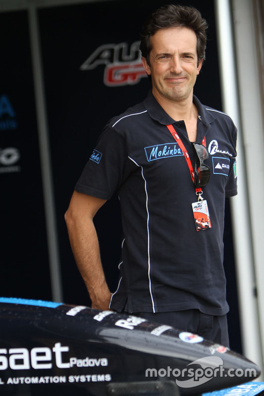 Tancredi Pagiaro, team principal Lazarus