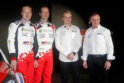 Jari-Matti Latvala; Juho Hänninen; Esapekka Lappi; Tommi Mäkkinen; Toyota Racing, Toyota Yaris WRC 2