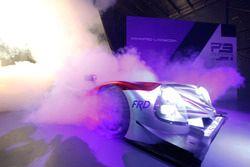 FRD LMP3 赛车细节