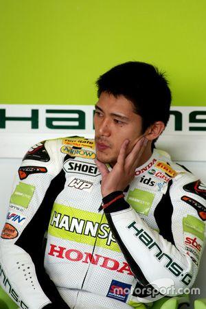 Ryuichi Kiyonari, Honda