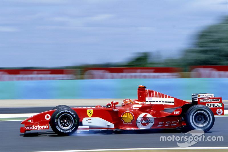 2005年:フェラーリF2005