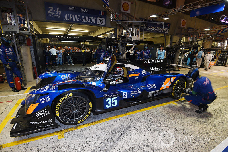 14°: #35 Signatech Alpine A470 Gibson: Pierre Ragues, Andre Negrao, Nelson Panciatici