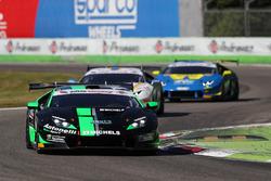 Lamborghini Huracan S.GTCup #104 Antonelli Motorsport: Desideri-Necchi