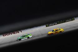 Jeffrey Earnhardt, Circle Sport – The Motorsports Group Chevrolet and Joey Logano, Team Penske Ford