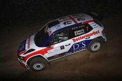 Giuseppe Dettori, Carlo Pisano, Skoda Fabia R5, Team Autoservice Sport