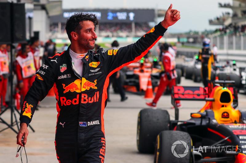 3rd: Daniel Ricciardo (Red Bull Racing)