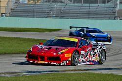 #126 Ferrari of Central Florida Ferrari 488 Challenge: Robert Picerne