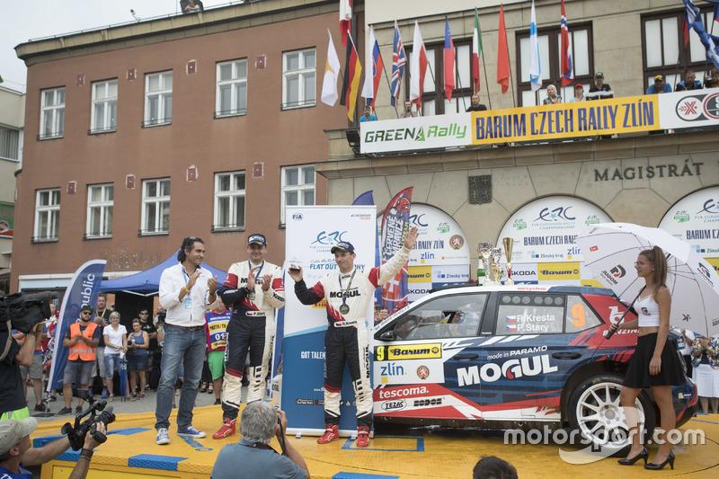 Roman Kresta, Mogul Racing Team