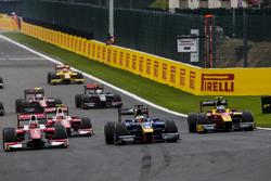 Start: Charles Leclerc, PREMA Powerteam leads