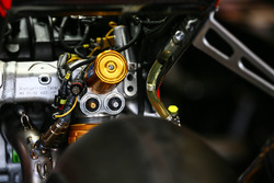 Stoßdämpfer: Aprilia RSV4 F vom Milwaukee Aprilia World Superbike Team