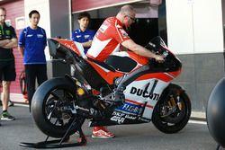 Мотоцикл Хорхе Лоренсо, Ducati