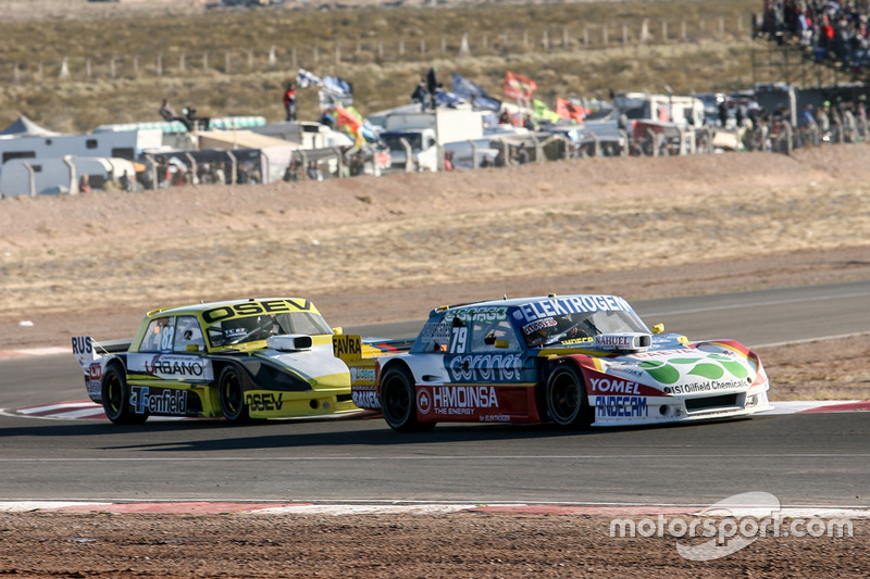 Mathias Nolesi, Nolesi Competicion Ford, Mauricio Lambiris, Martinez Competicion Ford