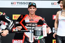 Il terzo qualificato Marco Melandri, Ducati Team