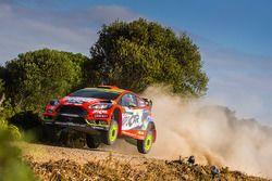 Мартин Прокоп и Ян Томанек, Ford Fiesta WRC, Onebet Jipocar WRT
