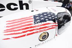 تفاصيل سيارة رقم 43 فريق كيتينغ موتورسبورت ريلي أم كيه30 غيبسون: بن كيتنغ، جيرون بليكمولين، ريكي تاي